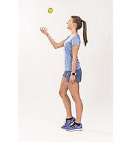 "Nike Zen 3"" Rival Laufshort Damen, Chalk Blue"