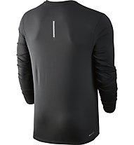 Nike Zonal Cooling Relay - Runningshirt - Herren, Anthracite