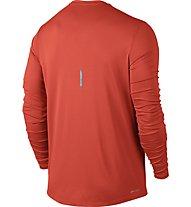 Nike Zonal Cooling Relay - Runningshirt - Herren, Orange
