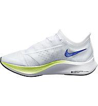 Nike Zoom Fly 3 - Laufschuhe Performance - Damen, White/Yellow/Blue
