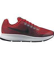 Nike Zoom Pegasus 34 (GS) - Neutral-Laufschuh - Kinder, Red