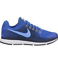 Nike Zoom Pegasus 34 (GS) - scarpe running neutre - ragazzo, Blue