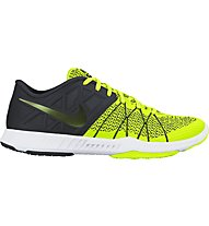 Nike Zoom Tain Incredibly Fast Trainingsschuh, Black/Yellow