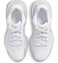 Nike ZoomX Invincible Run Flyknit - Runningschuh neutral - Damen, White