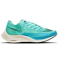 Nike ZoomX Vaporfly Next% 2 - scarpa running da gara - uomo, Green