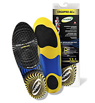 Noene Ergopro AC+ - solette, Black/Yellow/Blue