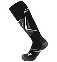 Nordica All Round (2 Pack) - calzini da sci, Black