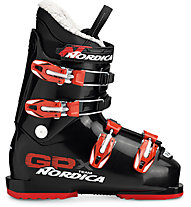 Nordica GPX Team - Skischuh - Kinder, Black/Red