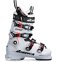 Nordica Pro Machine 105 W - scarpone sci alpino - donna, White/Red/Black