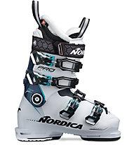 Nordica Pro Machine 105 W - scarpone sci alpino - donna, White/Blue