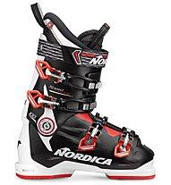 Nordica Speedmachine 100 - scarpone sci all mountain, Black/Red
