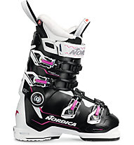 Nordica Speedmachine 105 W - scarpone sci alpino - donna, Black/White/Fucsia