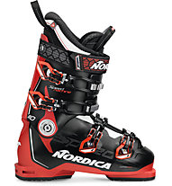 Nordica Speedmachine 110 - scarpone sci alpino, Black/Red/White