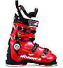 Nordica Speedmachine 130 - High Performance Skischuhe, Red/Black/White