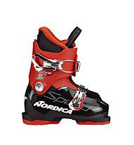 Nordica Speedmachine J2  - Skischuhe - Kinder, Black/Red