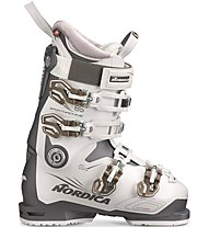 Nordica Sportmachine 85W - scarpone sci - donna, White/Grey