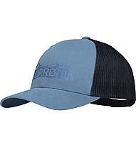 Norrona /29 Trucker mesh snap back - cappellino, Light Blue