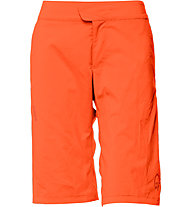 Norrona /29 flex1 - kurze Wanderhose - Damen, Orange