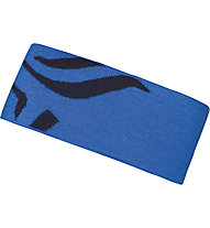 Norrona /29 Mega Logo - Stirnband Skitouren, Blue