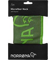 Norrona /29 Microfiber - Multifunktionstuch Trekking, Green