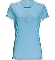 Norrona /29 tech T-Shirt Damen, Cyantastic
