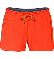 Norrona /29 Volley - kurze Wanderhose - Damen, Orange