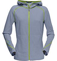 Norrona /29 warm1 Zip Hood giacca con cappuccio donna, Bedrock