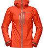 Norrona Bitihorn dri1 - giacca a vento trekking - donna, Orange