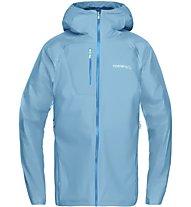 Norrona Bitihorn dri1 - giacca hardshell - donna, Light Blue