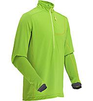 Norrona Bitihorn Powerdry Shirt, Bamboo Green
