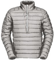 Norrona Bitihorn superlight down900 Sweater - giacca in piuma trekking - uomo, Grey