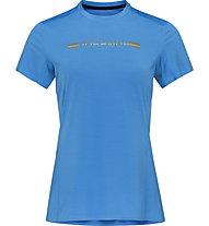 Norrona bitihorn tech - T-Shirt - Damen, Blue