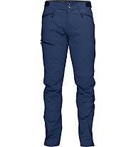 Norrona Falketind Flex1 - pantaloni softshell trekking - uomo, Blue