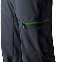 Norrona Falketind flex1 - pantaloni lunghi softshell trekking - uomo, Grey