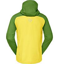Norrona falketind Gore-Tex - Gore Tex-Jacke - Herren, Yellow/Green