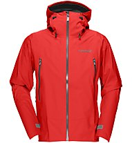 Norrona Giacca Falketind in GORE-TEX, Red