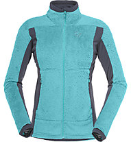 Norrona Falketind Thermal Pro HLoft - Fleecejacke Trekking - Damen, Green