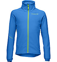 Norrona Falketind warm1 Fleecejacke Kinder, Electric Blue