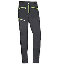 Norrona Fjørå flex1 - Bergsporthose - Herren, Green/Grey