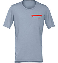 Norrona Fjora Equaliser - T-Shirt Wandern - Herren, Grey