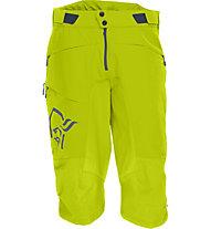 Norrona Fjora flex1 Shorts, Bitter Lime
