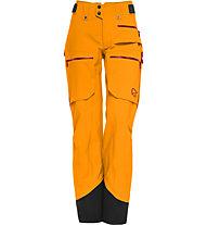 Norrona Lofoten GORE-TEX Pro - Hardshellhose - Damen, Orange