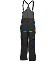 Norrona Lofoten GORE-TEX PrimaLoft pantaloni scialpinismo bambino, Caviar
