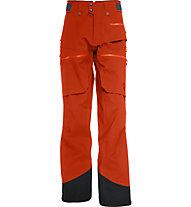 Norrona Lofoten GORE-TEX Pro - Hardshellhose Skitouren - Herren, Dark Orange