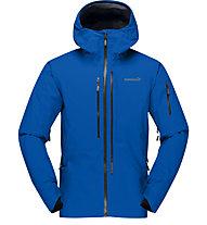Norrona Lofoten Gore-Tex Pro - giacca freeride - uomo, Light Blue
