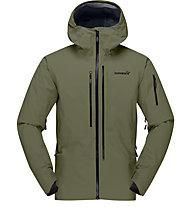 Norrona Lofoten Gore-Tex Pro - giacca freeride - uomo, Green