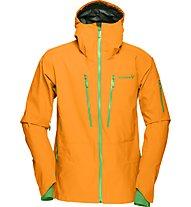 Norrona Lofoten GORE-TEX PRO Jacke, Orange