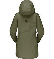 Norrona Lofoten Gore Tex Anorak - giacca in GORE-TEX - donna, Green