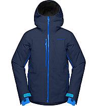 Norrona Lofoten Gore-Tex insulated - giacca ibrida - uomo, Dark Blue