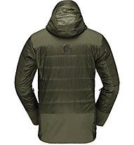 Norrona Lofoten Primaloft80 Anorak - giacca in Primaloft - uomo, Dark Green